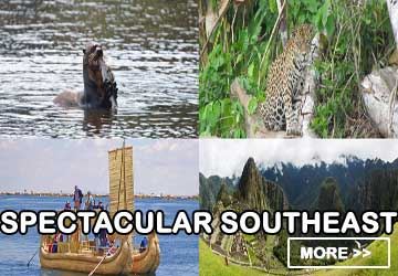 Spectacular Southeast